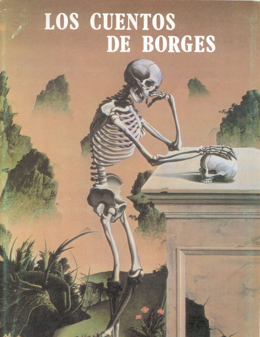 jorge luis borges the gospel according to mark Sometime around 13 april 1969, jorge luis borges completed  the gospel according to mark, dictated to a secretary at the national library in buenos aires, argentina.